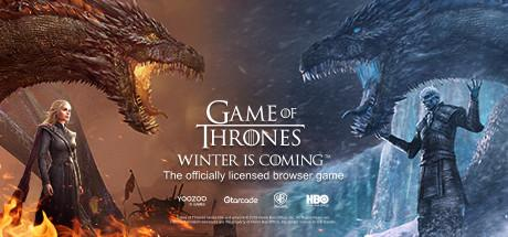Game Of Thrones Winter Is Coming Spiel